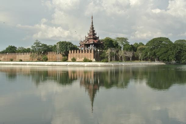 Manadaly Palacio real