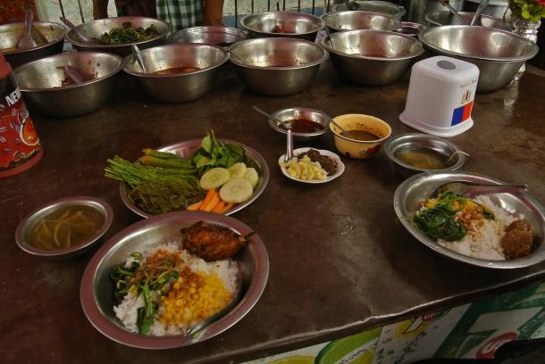 comida birmana
