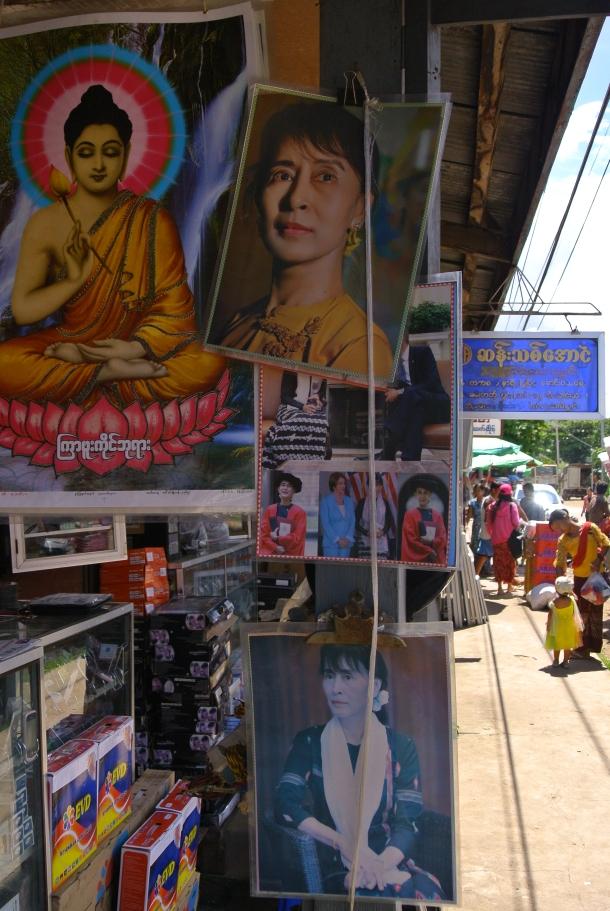 Mercado de Hsipaw